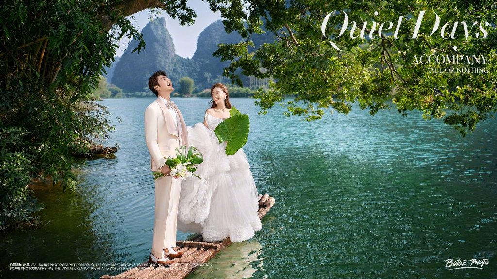 桂林婚纱摄影攻略 几月份桂林婚纱摄影最合适