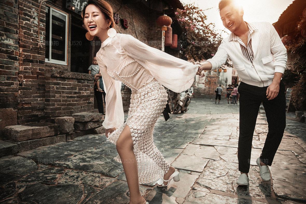 桂林蜜月旅拍婚纱摄影哪个季节最美