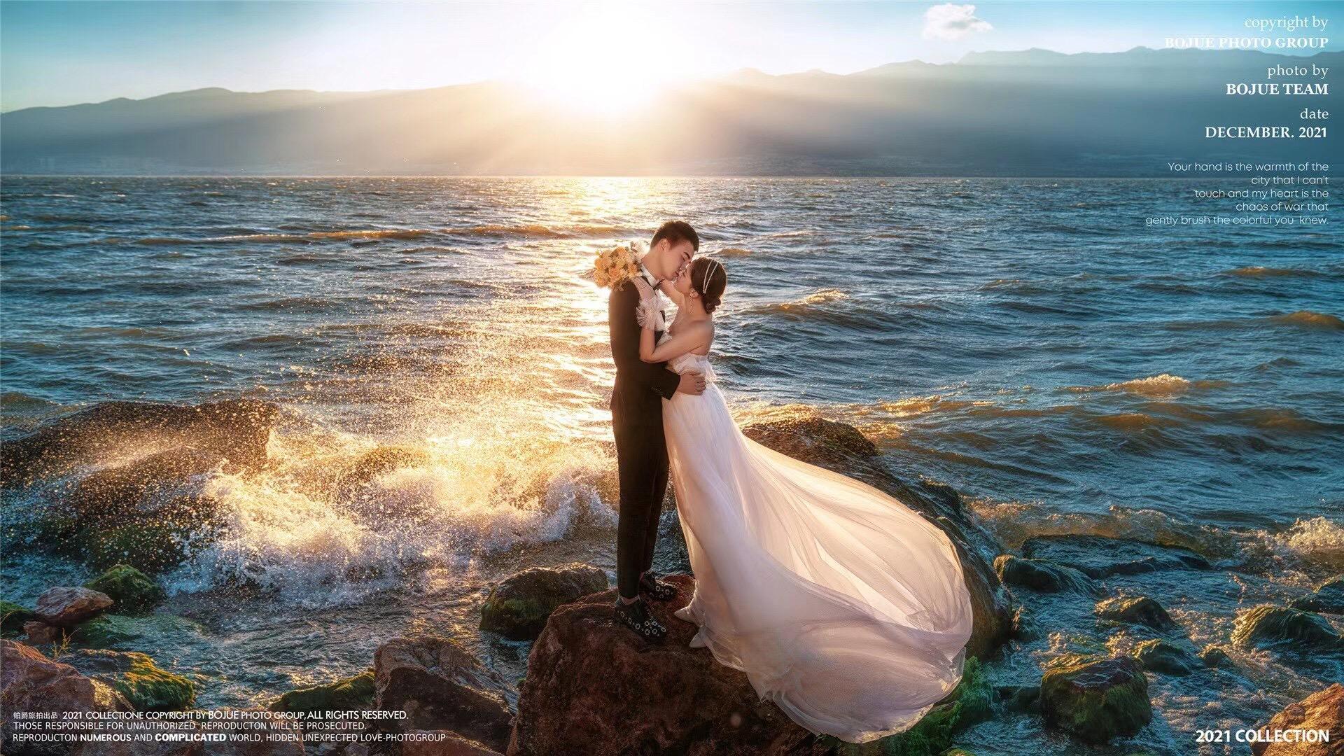 感谢铂爵旅拍 让我们体验大理婚纱照拍摄尽兴之旅