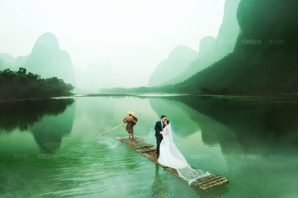 桂林旅拍婚纱照几月好,要准备什么?婚纱照一般在什么价位?