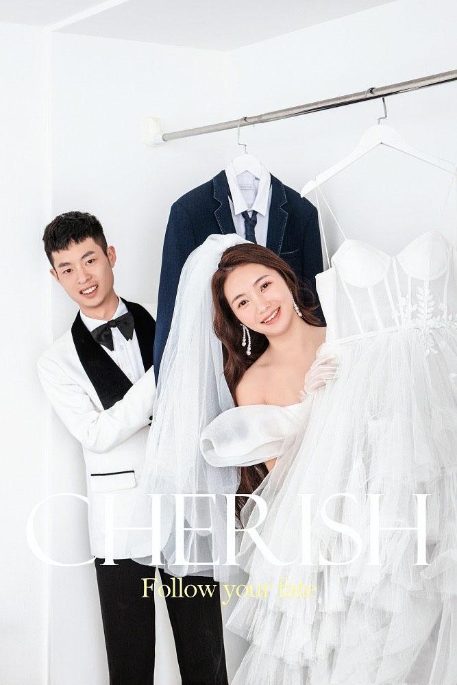 铂爵旅拍婚纱照 大理蜜月婚纱摄影分享
