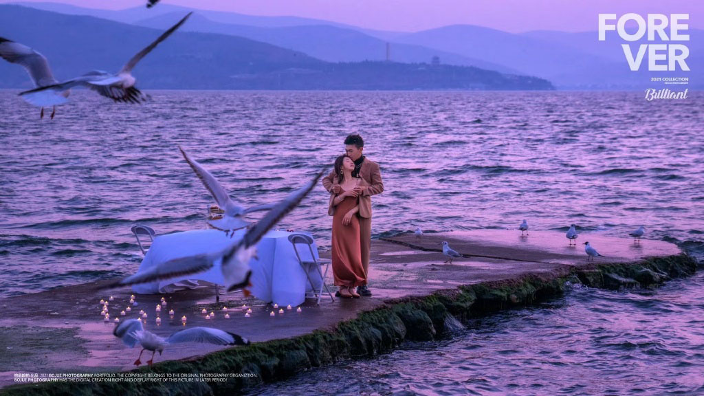 铂爵旅拍婚纱摄影 在大理体验不一样的旅拍好时光