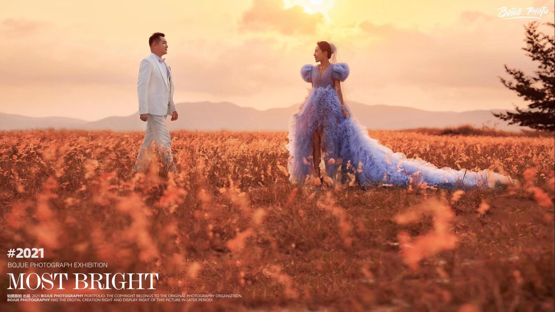 选择铂爵旅拍是我们到三亚拍婚纱照做的最正确的事