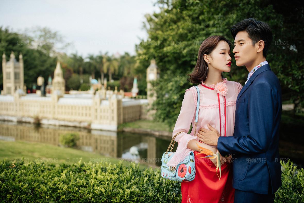 深圳龙园拍婚纱照怎么样?有没有特色?