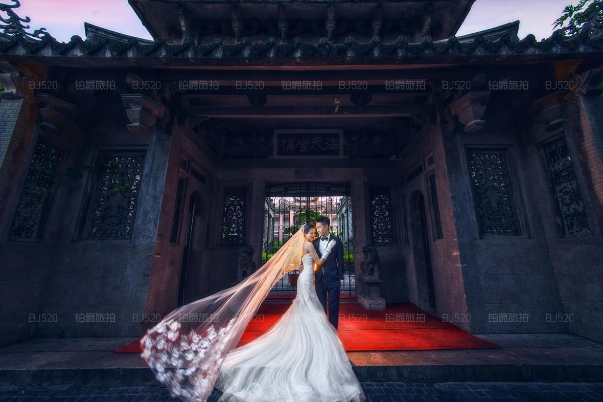 漳州南靖土楼适合拍婚纱照吗