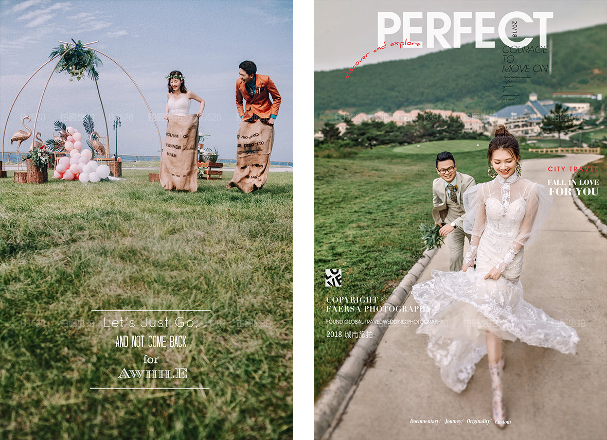 大连几月份婚纱照拍摄好,大连婚纱照最受欢迎的拍摄风格