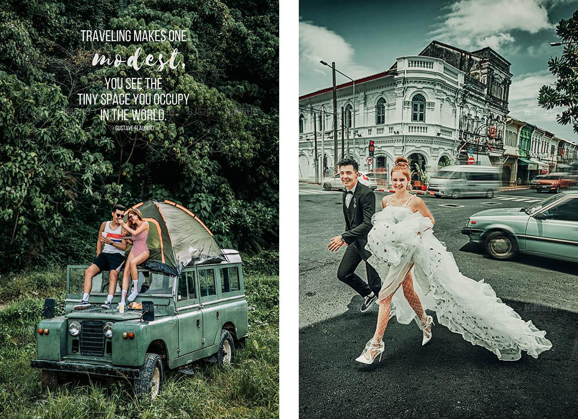 2021普吉岛现代婚纱照拍摄指南都有哪些好建议呢?