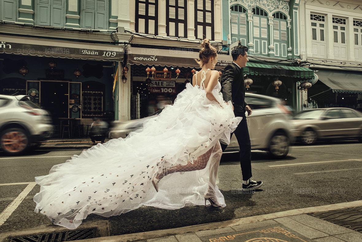 2021普吉岛婚纱摄影热门拍摄风格,普吉岛婚纱摄影最佳时间