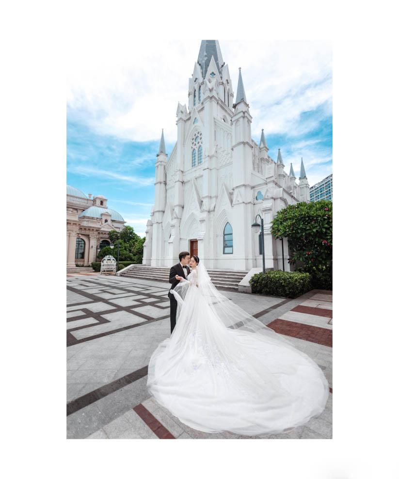 三亚旅拍婚纱照 感谢铂爵旅拍的服务