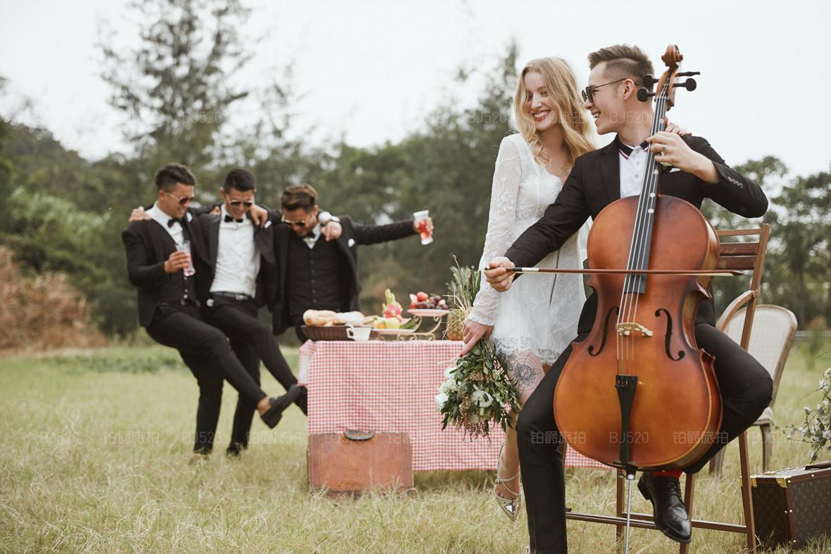 拒绝打卡照!旅拍婚纱照怎么拍出个人特点?