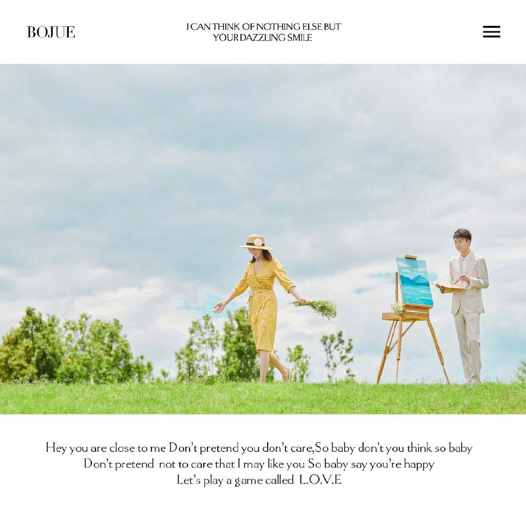 铂爵旅拍带你去宫崎骏的世界拍婚纱照,装下整个盛夏和温柔
