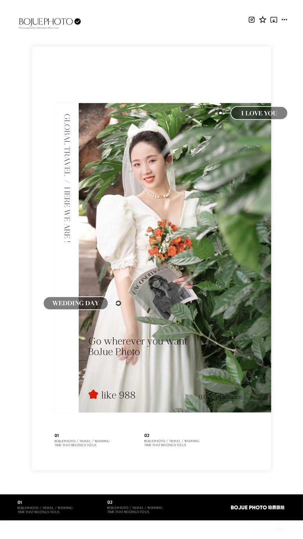 铂爵旅拍婚纱照 很幸运在西双版纳遇到一个这么让人暖心的摄影团队