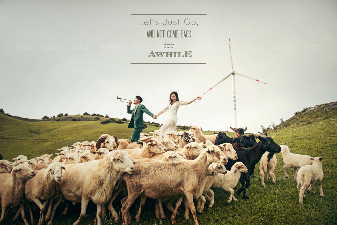 选择在八月份大理双廊拍婚纱照会不会太热