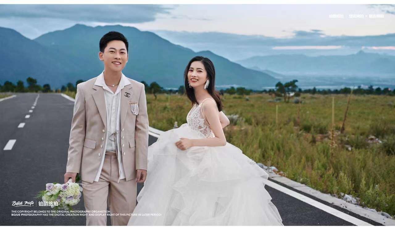 铂爵旅拍婚纱照小记-在丽江开启一段无悔的婚纱摄影之旅